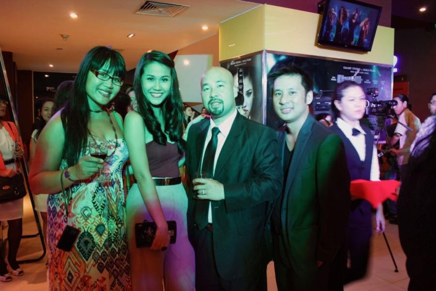 Producer Jenni Trang Le with Duong Business Consulting Partner